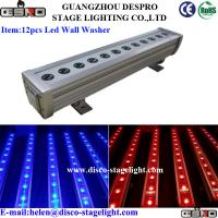Wholesale RGB Effect LED Wall Washer Lights Professional Stage Lighting 12*3W from china suppliers