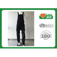 Wholesale ISO Soft Fishing Quick Dry Pants , Suspender Pant Durable Flexible Design from china suppliers