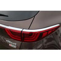 Wholesale KIA Sportage 2016 KX5 Tail Light Molding Chromed Lamp Decoration Parts from china suppliers