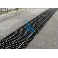 Wholesale Rectangular Floor Sink Grate Trench Drain Covers Stainless Steel Material from china suppliers