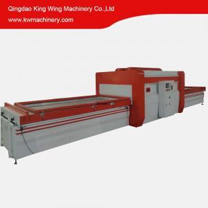 Wholesale Full Automatic Wood Veneer Vacuum Press Machine Vacuum Membrane Press Machine from china suppliers