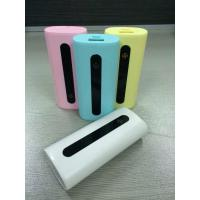 Wholesale Smart Power Charger Portable Battery Bank With Overcharge / Short Circuit Protection from china suppliers