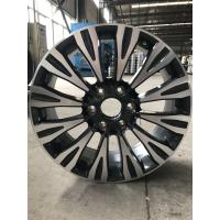 Quality 20 Inch 6 Holes Replica Alloy Wheels High Polished 139.7 PCD For NISSAN for sale