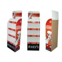 Wholesale Cardboard Display Stand Flooring Food Stands ENTD003 for showing such as bread , cake from china suppliers