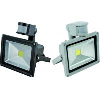 Wholesale PIR 30W led floodlight with sensor IP65 from china suppliers