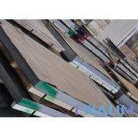 Quality Alloy 825 / 718 Steel Nickel Alloy Sheet For Gas And Oil Industry for sale