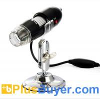 Wholesale USB Digital Microscope (200x Zoom, 640x480, 4 LEDs) from china suppliers