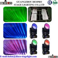 Wholesale RGBW LED Infinite 12pcs*10W Moving Head Beam Light , DJ Moving Head Lights from china suppliers
