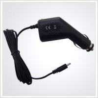 Wholesale Black 12W Mobile Phone USB Car Chargers DC 12V - 24V For iPhone 5 Charging from china suppliers