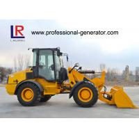 Buy cheap 92KW Heavy Construction Machinery , 2800kg Compact Wheel Loader with 1.5m³ bucket from wholesalers