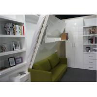 Wholesale Modern Functional Sofa Murphy Wall Bed With Bookshelf For Smart Living from china suppliers