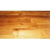 Wholesale American Hickory Solid  Flooring handscraped and Distressed Surface from china suppliers