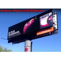 Wholesale IP65 Thin Advertising Digital Led Billboard Full Color 20mm Pixel pitch from china suppliers