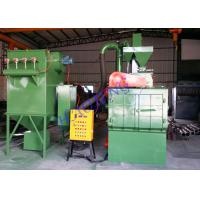 Wholesale Tracked Wheel Shot Blasting Machine With PLC Control System Rust Removing from china suppliers