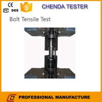 1000KN UTM Hydraulic Universal Testing Machine +Bolt Tensile Testing Machine +Bolt Shear Strength Testing Machine