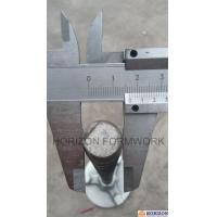 Wholesale Cold rolled Scaffolding Tie Rod 16mm with wing nut and waler plate from china suppliers