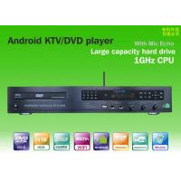 Buy cheap Fashionable high quality and factory wholesale Android KTV karaoke player with HDMI 1080P,2 microphone mixer from wholesalers