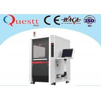 Wholesale CNC Control Sealed Precision Laser Cutting Machine For Aluminum / Copper / Carbon Steel from china suppliers