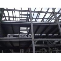 Wholesale Factory Commercial Steel Structures Welded H Section With Fire Resistance Treatment from china suppliers