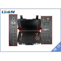 Buy cheap Portable Video COFDM Hdmi Transmitter And Receiver , Adjustable  46 - 860 MHz from wholesalers