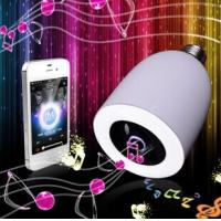 Wholesale Wireless LED Lamp Bluetooth Audio Speaker from china suppliers