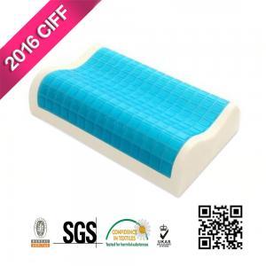 Wholesale Hotel Sleep Cool Blue Memory Foam Pillow | MEIMEIFU MATTRESS from china suppliers