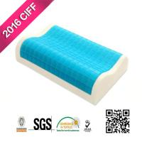 Wholesale Modern Sleep Cool Sleep Ventilated Gel Memory Foam Cold Pillow, Multiple Sizes | MEIMEIFU from china suppliers