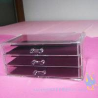 Wholesale acrylic cosmetic organizer from china suppliers