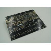 Wholesale 12 Layer Black High Density Interconnect HDI PCB Circuit Board Fabrication from china suppliers