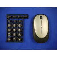 Wholesale Overmold Keyboard  / PC wireless Computer Mouse in overmolding plastic from china suppliers