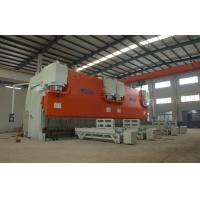 Wholesale 40mm DELEM DA66T Automatic large 2 set cnc tandem press brake machine from china suppliers