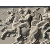 Wholesale marble relief, marble panel carved by hand,polished finish from china suppliers