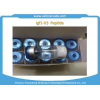 Wholesale Pharmaceutical IGF1-LR3 Peptides Powder Human Growth Peptide for Bodybuilding Muscle Gain from china suppliers