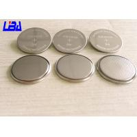 Wholesale CR2016 Lithium Coin Type Batteries 3V 90mAh  Button Cell Duration1020h from china suppliers