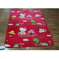 Wholesale Lovely Cute Animal Personalized Fleece Blankets For Home / Airplane from china suppliers