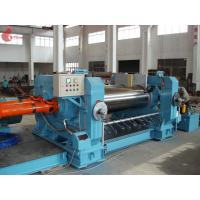 Wholesale 185KW Energy Saving Two Roll Mill Machine For Rubber , rolling mill machinery from china suppliers