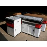 Wholesale Metal Affordable Cashier Retail Store Checkout Counters For Retail Shop / Supermarket from china suppliers