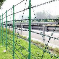 Wholesale BWG16*18 Galvanized High Tensile Barbed Wire Used For Fencing , Security from china suppliers