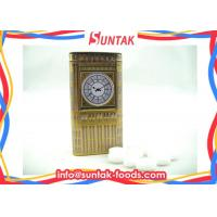 Wholesale Carbs In Sugar Free Peppermint Candy , Sugar Free Mint Candy Big Ben Style from china suppliers
