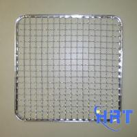 China 304 Stainless Steel Barbecue Wire Mesh on sale
