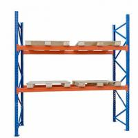 Wholesale Corrosion Protection Heavy Duty  Storage Racks  ,  2 T Per Layer Warehouse Storage Shelves from china suppliers