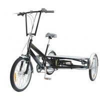 Buy cheap Flatbed/Cargo Trike/Pedicab Rickshaw/Advertising trike from wholesalers