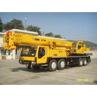 Wholesale Heavy Machine Fast  Load Sensing QY70K Hydraulic Mobile Crane Safety Telescoping with High Quality from china suppliers