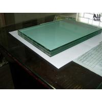 Wholesale Solid Curved / flat Bullet Resistant Glass for bank counter , postal , telecom from china suppliers