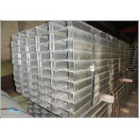 Wholesale Structural Frame Sheds C Section Steel Beams , MS Q460C C Shaped Steel Beam  from china suppliers