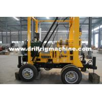 Wholesale Tractor Mounted Water Well Drilling Equipment With Full Hydraulic System 30 - 1050 r/Min Rotary Speed from china suppliers