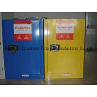 Wholesale Non - Riveting Flammable Safety Storage Cabinets With Striking Reflective Labels from china suppliers