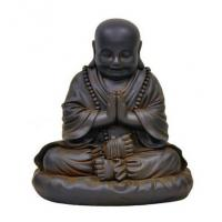 Wholesale 2014 hot sale waterproof clay buddha statue from china suppliers