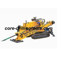 Wholesale HDD Drill Rig , Hydraulic Rotary Drilling Rig 10000 Nm High Torque from china suppliers