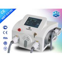 Wholesale E Light  IPL Laser Beauty Machine /  portable laser hair removal machine from china suppliers